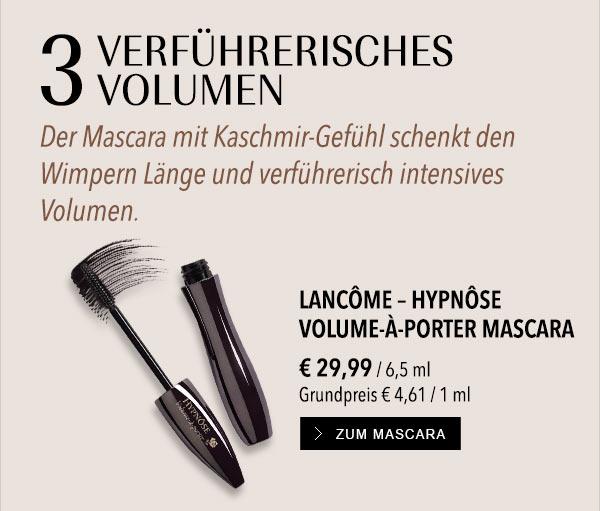 Lancôme Hypnose Volume-à-Porter  Mascara